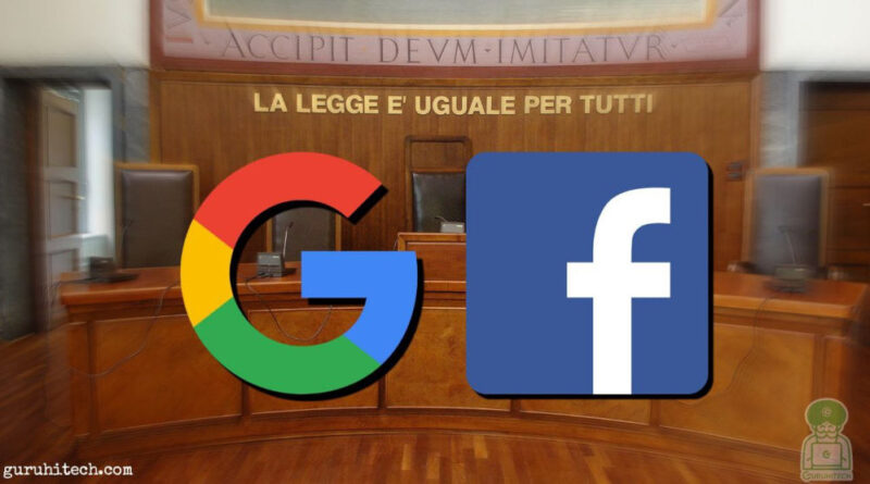 google-e-facebook-accusa