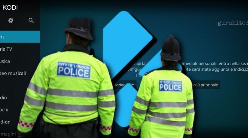 kodi-police-uk