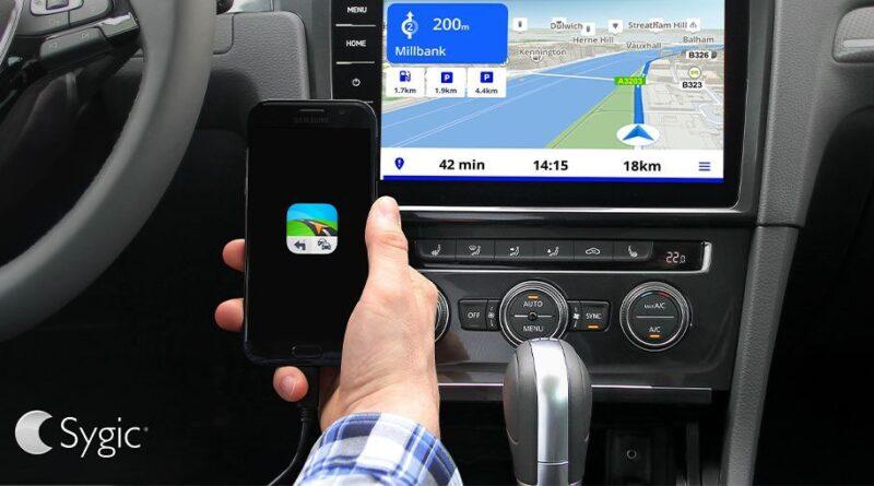 sygic-android-auto