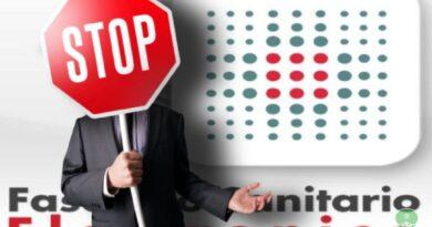 stop fascicolo sanitario elettronico