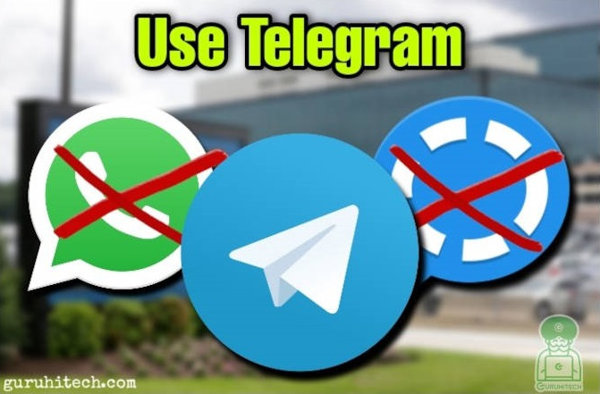 use-telegram