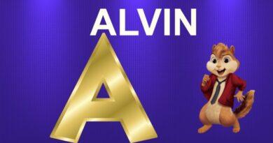 alvin fanart