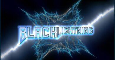 blacklightning fanart