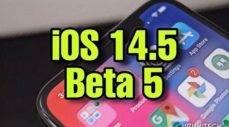 ios-14.5-beta-5-disponibile
