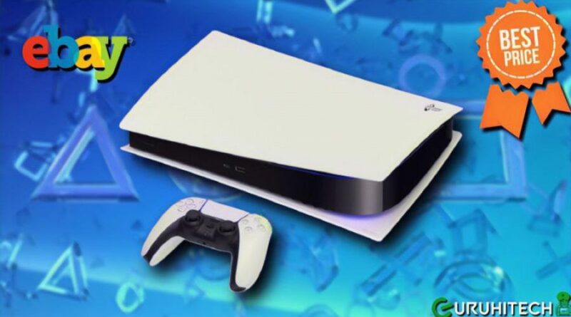 ps5-in-offerta-su-ebay