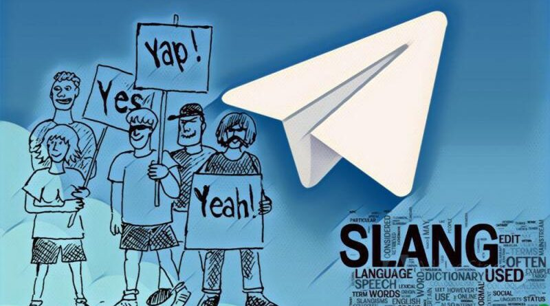 telegram-slang