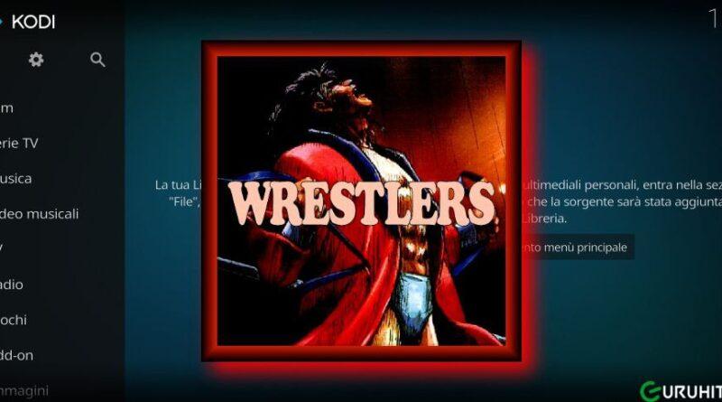 wrestlers-fanart