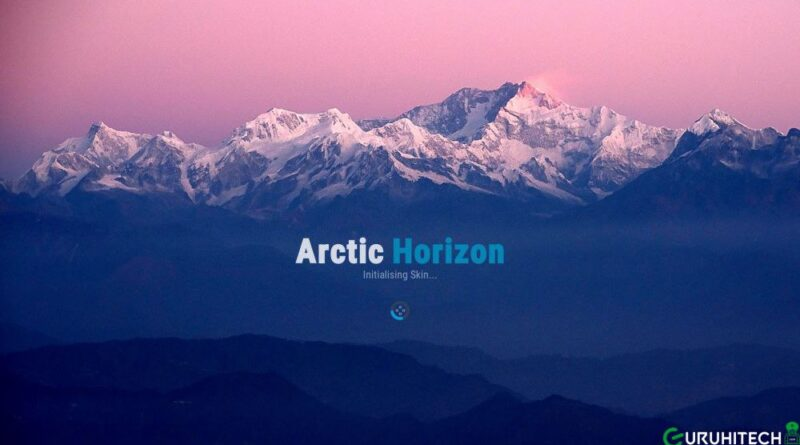 artcic-horizon-skin
