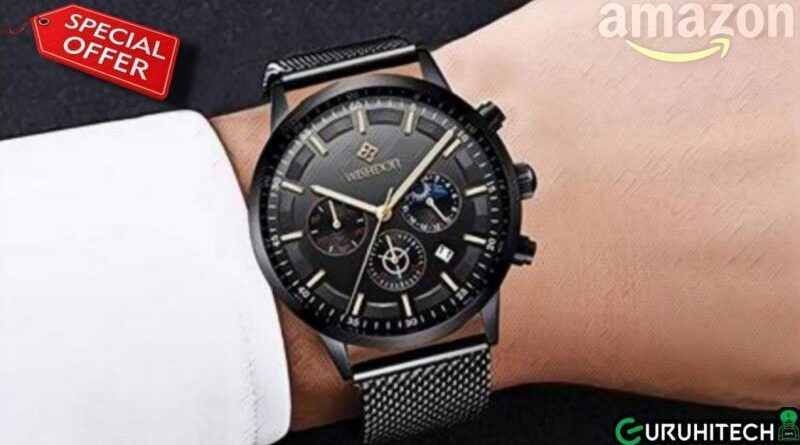 orologio-wishdoit-in-offerta-su-amazon