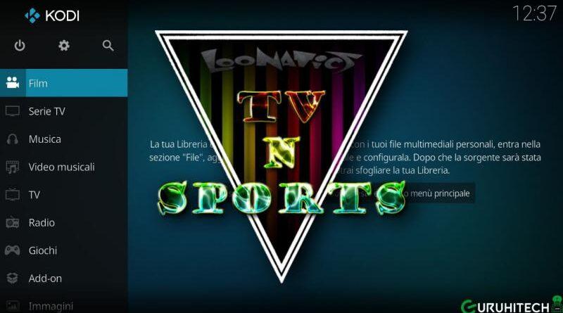 ACME TV N Sports fanart