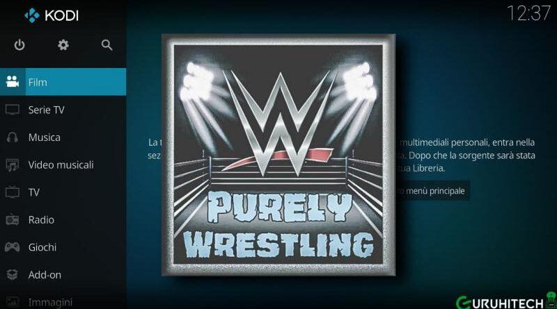 purely wrestling fanart