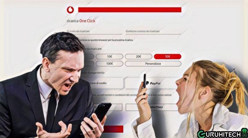 ricarica-one-click-vodafone-spam