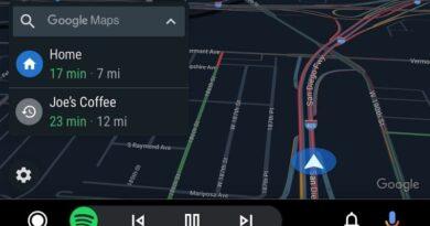 google-maps-android-auto
