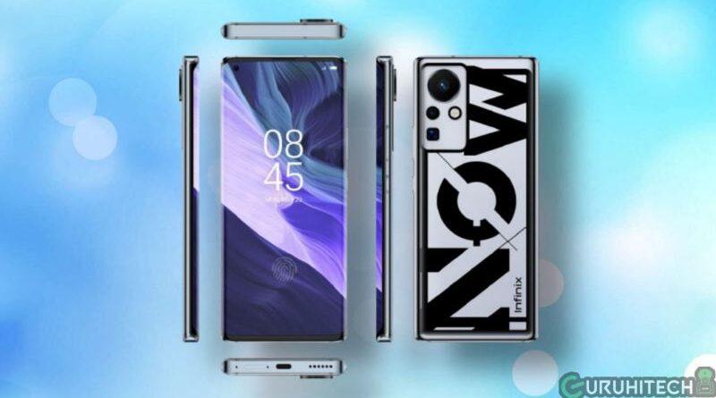 smartphone Infinix