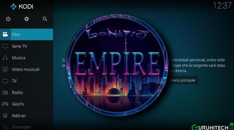 loonatics empire fanart guru