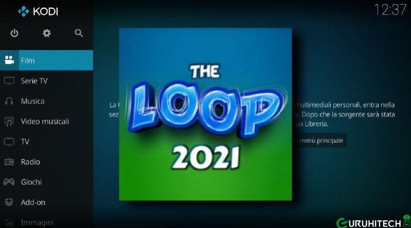 the loop fanart