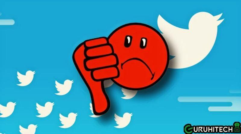 pulsante dislike in arrivo su Twitter per iOS