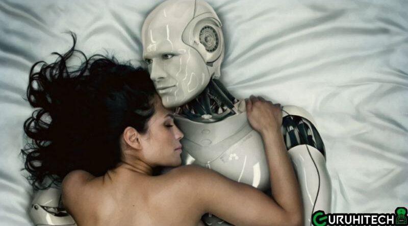 i robot sessuali sono in ascesa