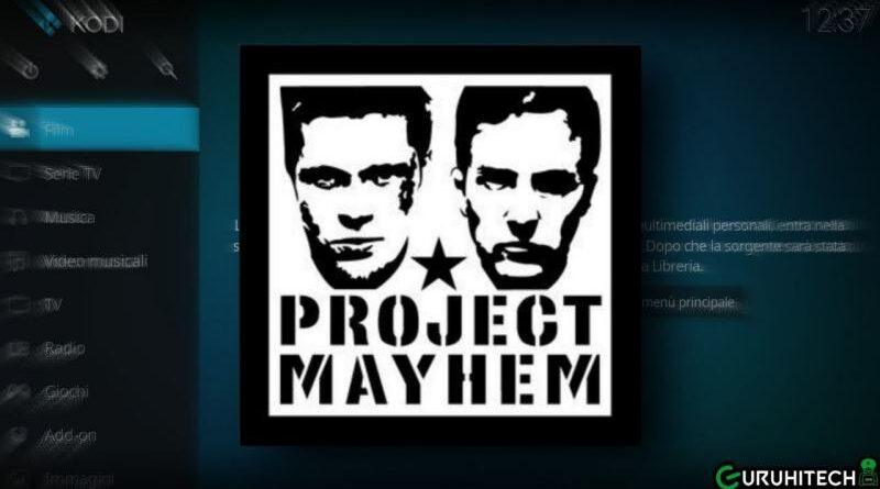 project mayhem fanart