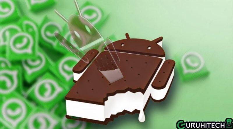 whatsapp-non-funzionera-sui-vecchi-android-ice-cream-sandwich