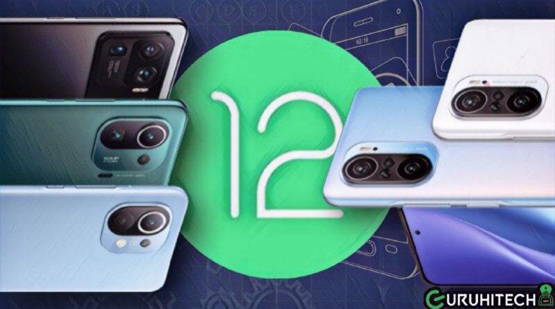 android-12-in-arrivo-per-alcuni-xiaomi