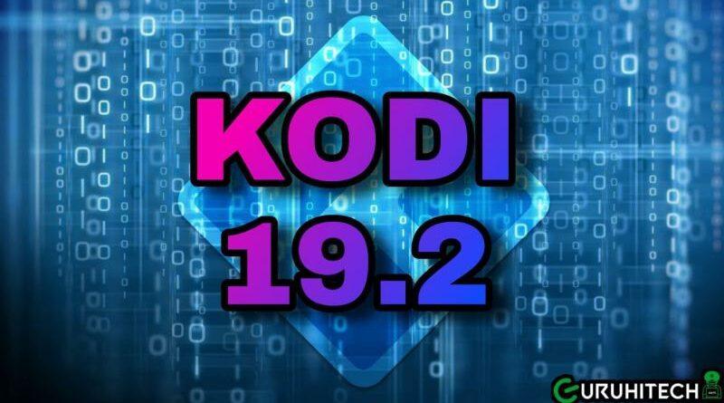 kodi-19.2